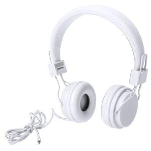 Ariculares Colores blanco - RGregalos publicitarios