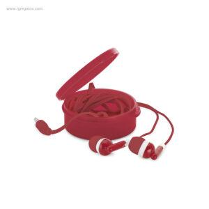 Auriculares-baratos-colores-rojo-RG-regalos