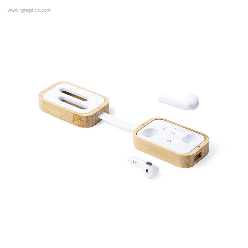 Auriculares-inalámbricos-bambú-RG-regalos-promocionales