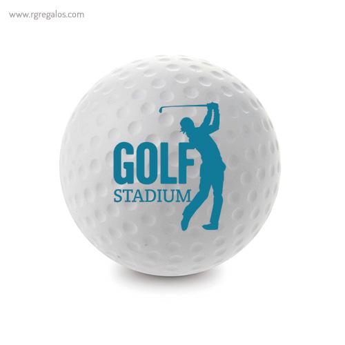 Bola golf antiestrés - RG regalos promocionales