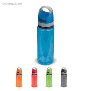Botella con altavoz inalambrico - RG regalos publicitarios