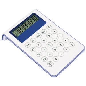 Calculadora bicolor azul Rgregalos