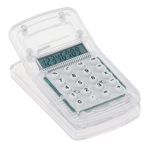 Calculadora transparente Cilp - RG regalos