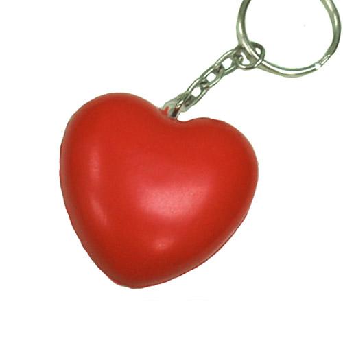 LLavero corazón antiestrés RGregalos