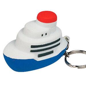 Llavero barco antiestrés RGregalos