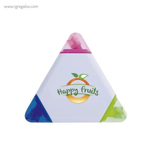 Marcador-fluorescente-tricolor-RG-regalos-publicitarios