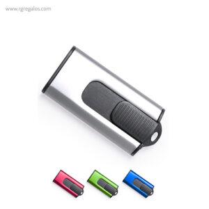 Memoria USB Aluminio 8 GB - RG regalos publicitarios