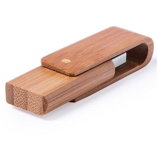 Memoria USB Bambú 8 GB cerrado 8GB - RGregalos