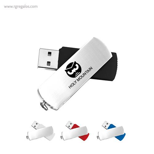 Memoria USB acabado mate - RG regalos publicitarios