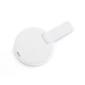 Memoria USB diseño circular detalle- RG regalos publicitarios