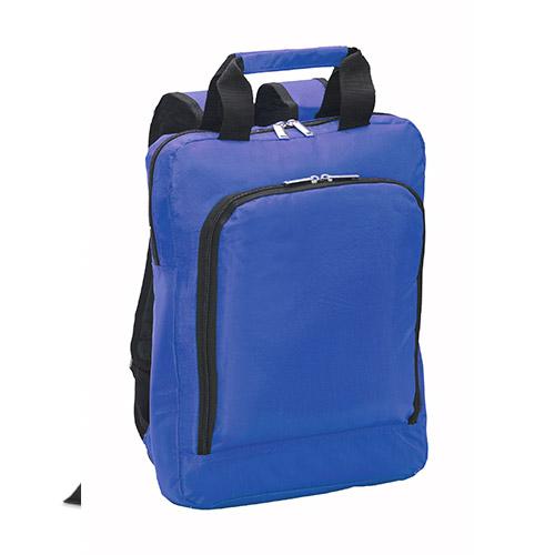 Mochila poliéster 840D azul RGregalos