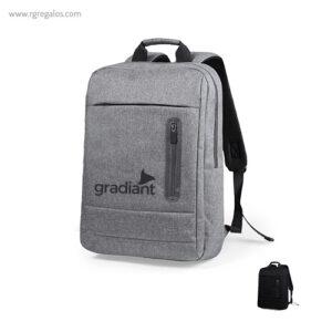 Mochila poliéster para portátil 15 - RG regalos publicitarios