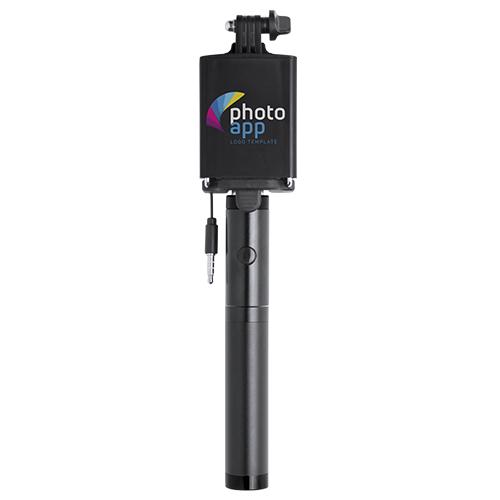 Power bank selfie Stick negro RGM