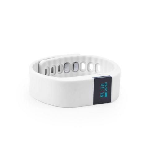 Reloj inteligente pantalla LCD 0,49 blanco RGregalos