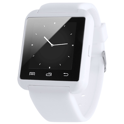Reloj inteligente pantalla LCD 1,44 blanco RGregalos