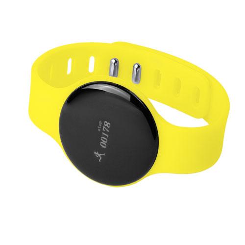 Reloj inteligente esfera extraible amarillo RGregalos