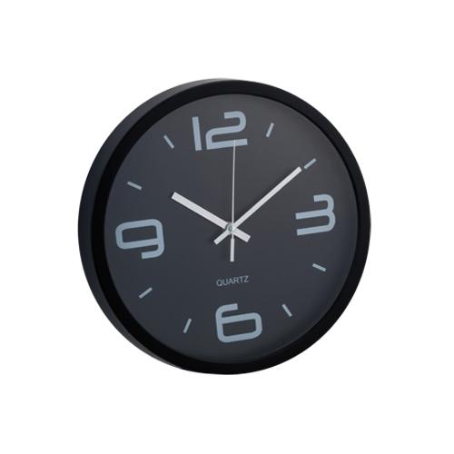 Reloj pared minimalist gris Rgregalos