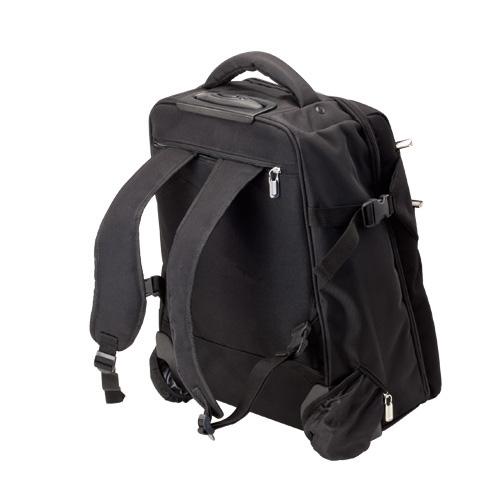 Trolley - mochila para portátil poliéster asas - RGregalos