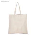Bolsa 100% algodón asas largas blanca - RG regalos publicitarios