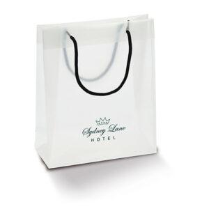 Bolsa de plático PP blanca - RGregalos