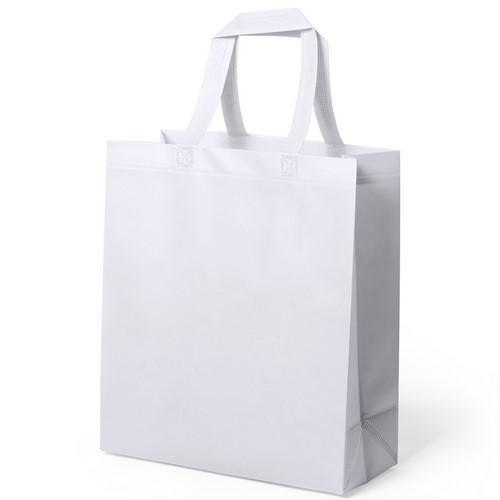 Bolsa non woven laminado blanca - RGregalos