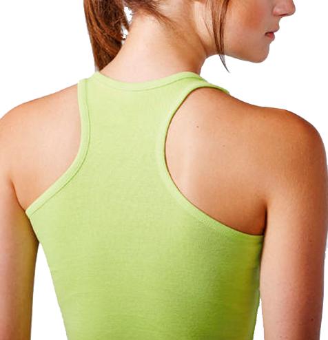 Camiseta 100% algodón estilo nadadora espalda - RGregalos