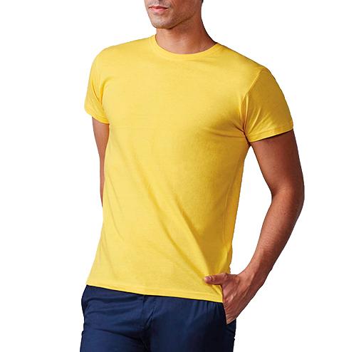 Camiseta-algodón-manga-corta-150 gr- RG-regalos