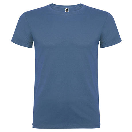 Camiseta 100% algodón manga corta 155 gr azul 2- RGregalos