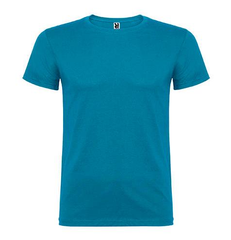 Camiseta 100% algodón manga corta 155 gr azul - RGregalos