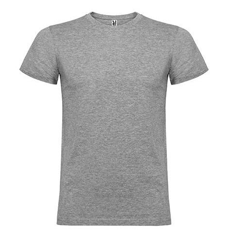 Camiseta 100% algodón manga corta 155 gr gris - RGregalos