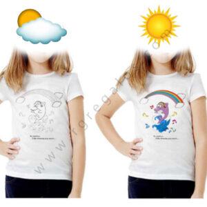 Camiseta mágica modelo 3 - RGregalos