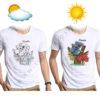 Camiseta mágica - RG-regalos