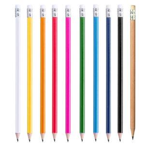 Lápiz madera clásico colores colores - RGregalos