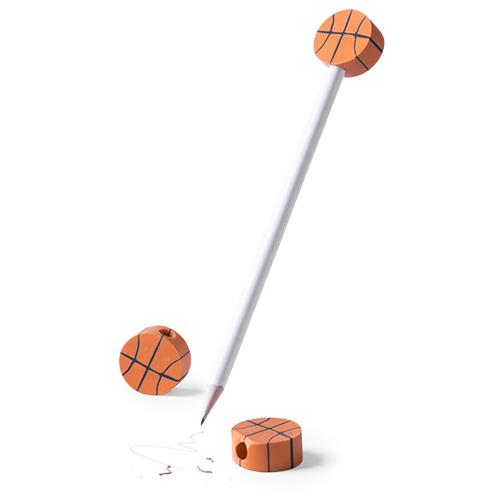 Lápiz-madera-con-3-gomas-baloncesto-RG-regalos