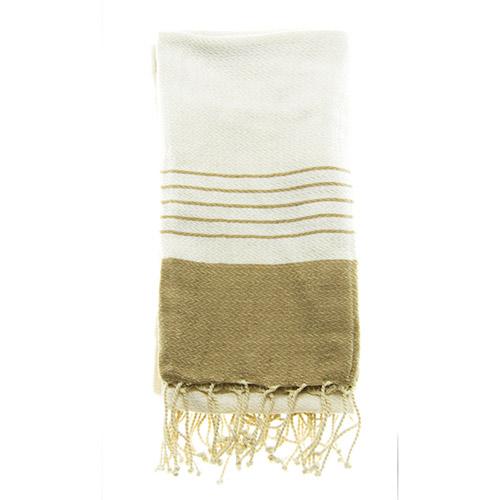 Pareo toalla sin rizo beige - RGregalos