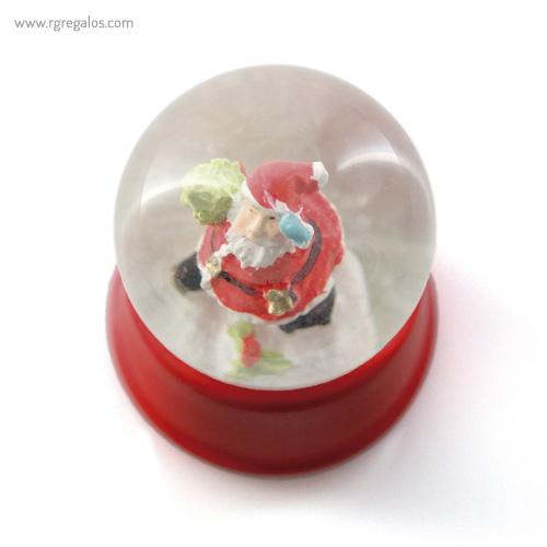 Bola de cristal Papá Noel detalle - RG regalos publicitarios