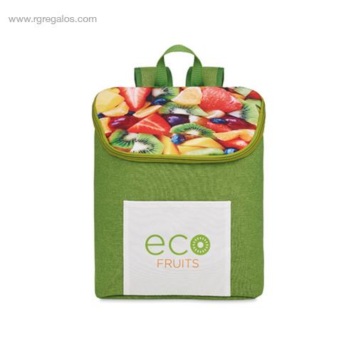 Bolsa nevera 100% personalizada mochila - RG regalos de empresa