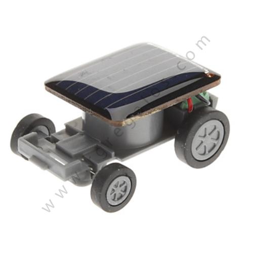 Mini coche solar 1 - RG regalos publicitarios