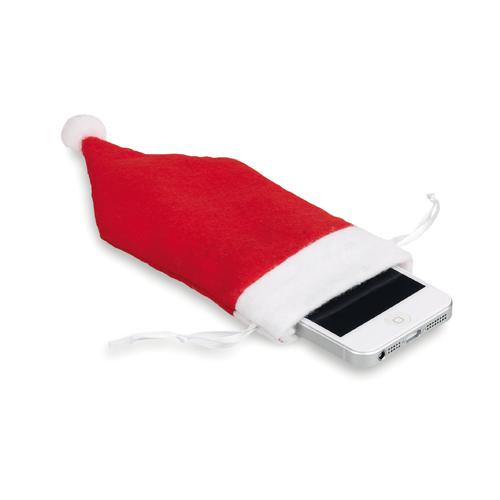 Funda movil navidad rojo - RG regalos publicitarios