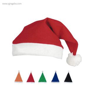 Gorro navidad Papá Noel - RG regalos publicitarios