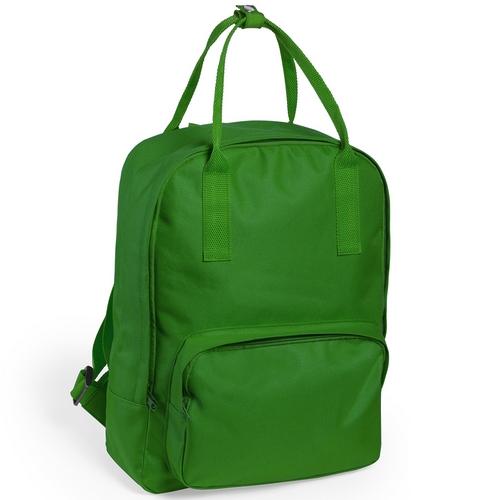 Mochila poliéster 600D colores verde - RGregalos