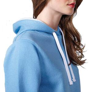 Sudadera entallada con capucha capucha RG- regalos