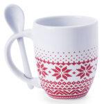 taza de cerámica navidad - RG regalos publicitarios