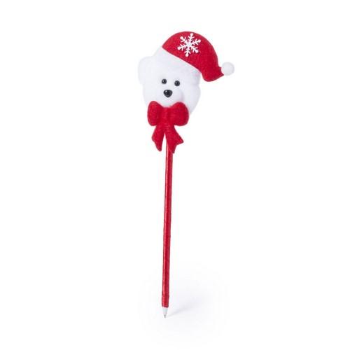Bolígrafo navidad oso - RG regalos publicitarios