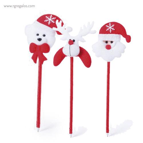 Bolígrafo navidad personalizado - RG regalos publicitarios