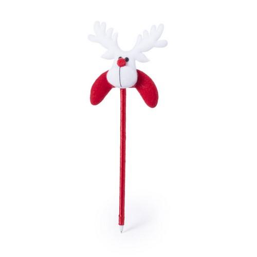 Bolígrafo navidad reno - RG regalos publicitarios