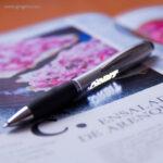 Bolígrafo puntero con luz detalle - RG regalos publicitarios