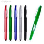 Bolígrafo puntero con luz led - RG regalos publicitarios