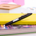 Bolígrafo puntero con luz led detalle 2 - RG regalos publicitarios