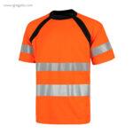 Camiseta-altavisibilidad-C941-naranja-RG-regalos-publicitarios